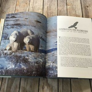 Accents - Land of the Eagle Natural History N America Book